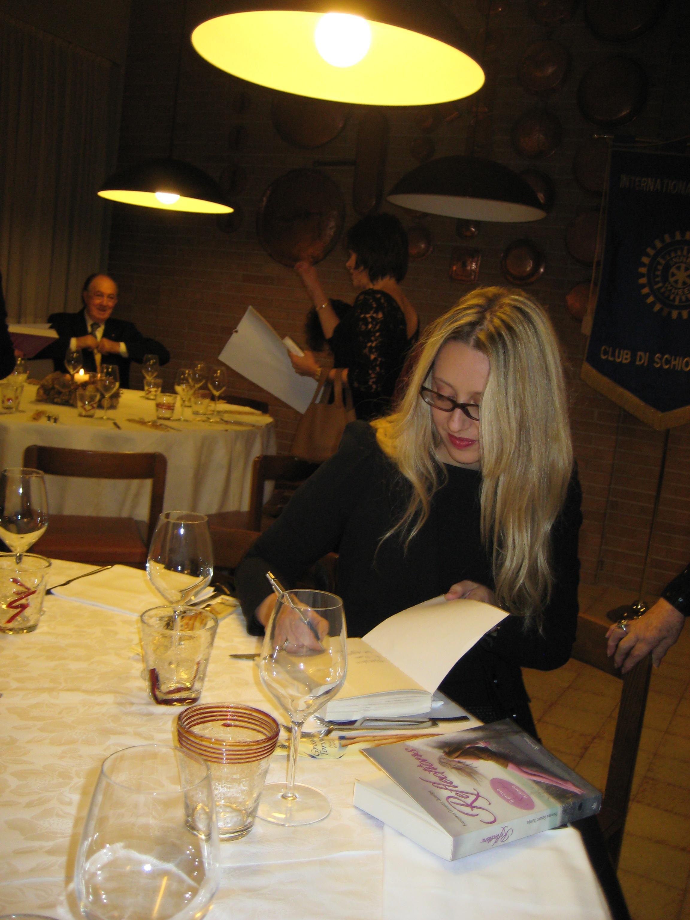 16.12.2011 - Inner Wheel e Rotary