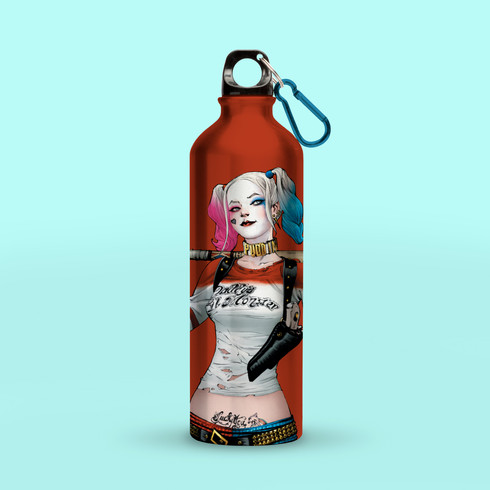 squeeze 750ml Harley