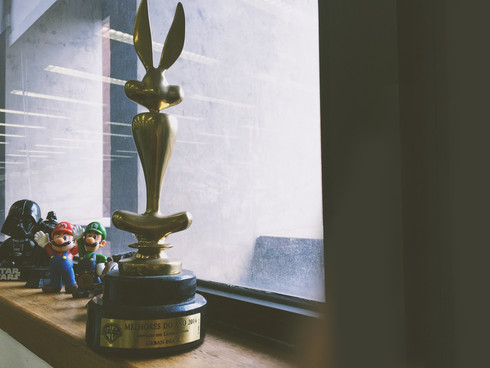 Prêmio de Melhores do ano (2012/14)