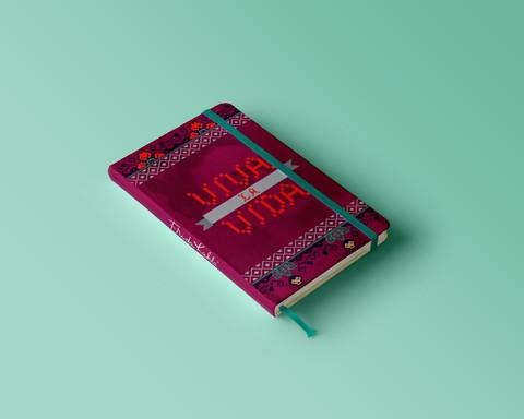 caderno de anotações Frida Kahlo