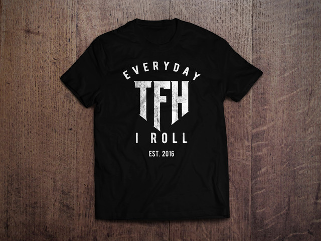t shirt THE FIGHT HAUS