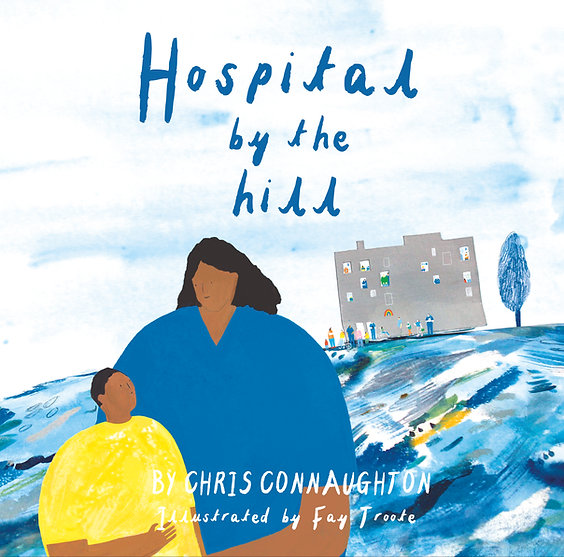 Hospital by the hill