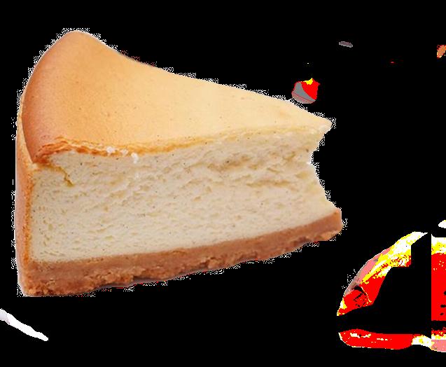 Le cheesecake au fromage blanc de Jacques Genin