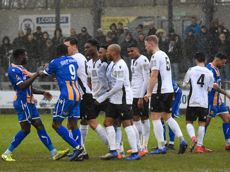 Report - Dartford 0 - 0 Wealdstone