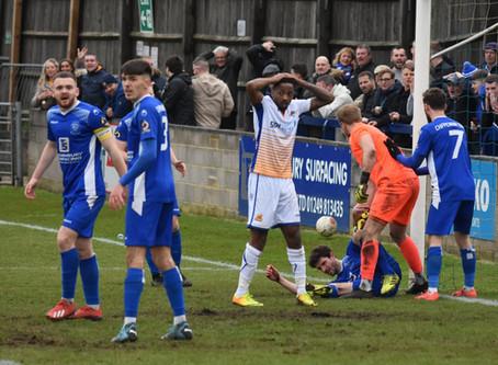 Report - Chippenham Town 1 - 1 Wealdstone