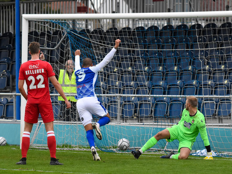 Report - Wealdstone 4 - 3 Wrexham