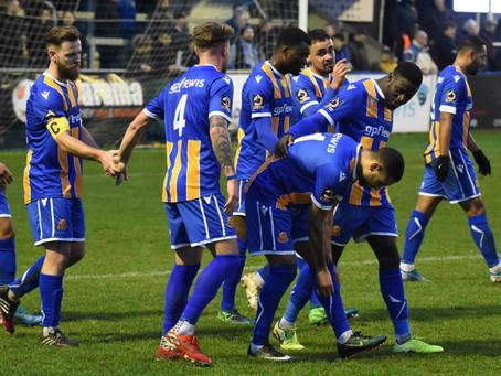 Report - Wealdstone 1 - 0 St Albans City