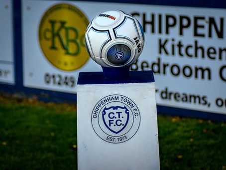 Preview - Chippenham Town (A) - Saturday 14th March