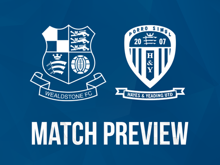 Preview - King's Lynn Town (A) - Tuesday 27th October