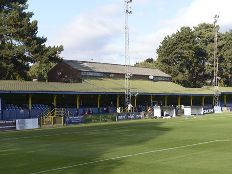 Preview - St. Albans City (A) - Tuesday 3rd September