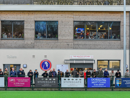 Preview - Dorking Wanderers (A) - Saturday 2nd November