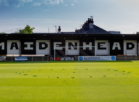 Preview - Maidenhead United (A) - Saturday 19th October