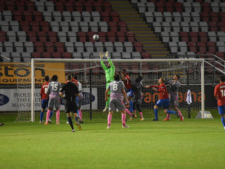 Report - Dagenham & Redbridge 1 - 0 Wealdstone