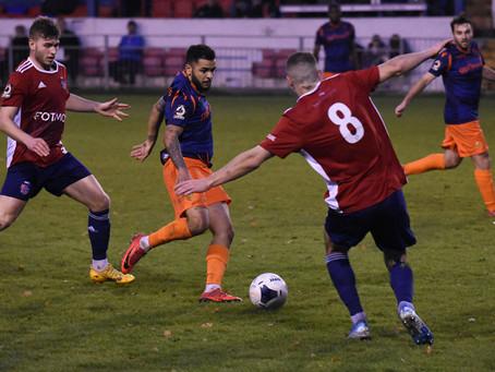 Report - Hampton & Richmond 2 - 0 Wealdstone