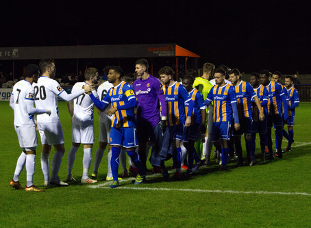 Report - Wealdstone 0 - 1 Chelmsford City