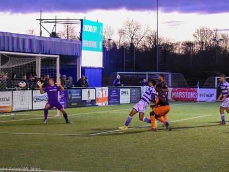 Report - Oxford City 3 - 2 Wealdstone