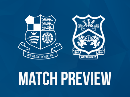 Preview - Wrexham (H) - Saturday 17th October