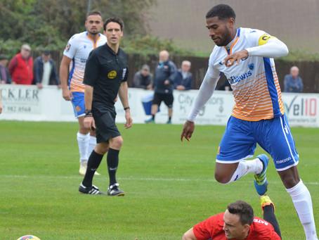 Report - Bristol Manor Farm 0 - 0 Wealdstone