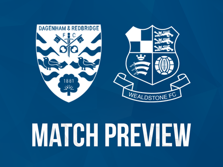 Preview - Dag & Red (A) - Saturday 10th October
