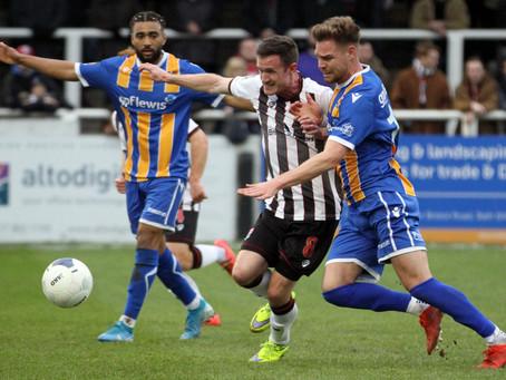 Report - Bath City 0 - 0 Wealdstone