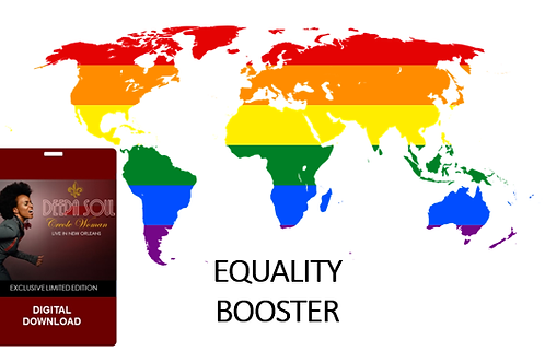 EQUALITY BOOSTER!