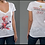 Thumbnail: V-Neck Deepa Soul 'Creole Woman' T-Shirt