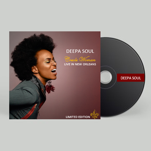 CD Album (Limited Edition)