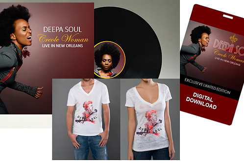Vinyl Record T-Shirt Bundle 1