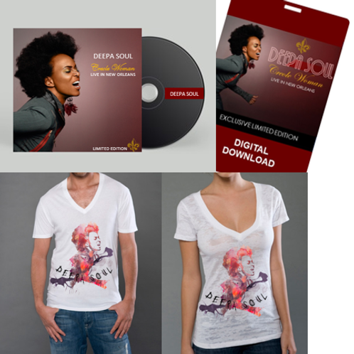 CD T-Shirt Bundle1