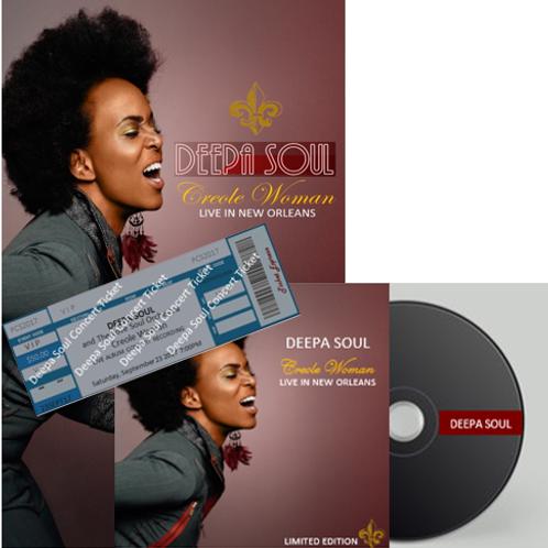 Concert CD Bundle