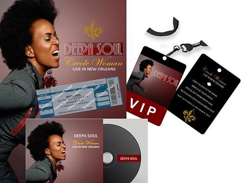 VIP Concert CD Bundle 2