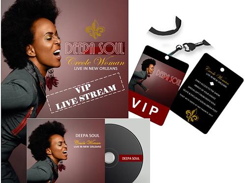 VIP Live Stream CD Bundle 2