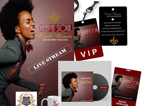 VIP Live Stream SMA Donation