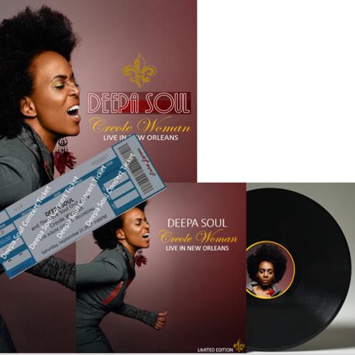Concert Vinyl Bundle