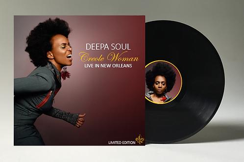 Vinyl Album (Limited Edition)