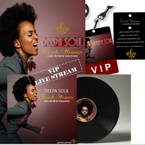 VIP Live Stream Vinyl Bundle 1