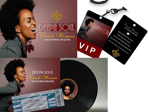 VIP Concert Vinyl Bundle 2