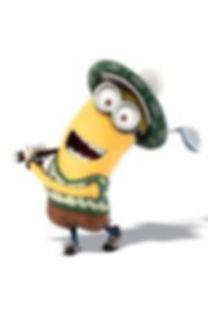 Minion golfer.jpeg