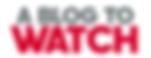 A Blog To Watch Logo