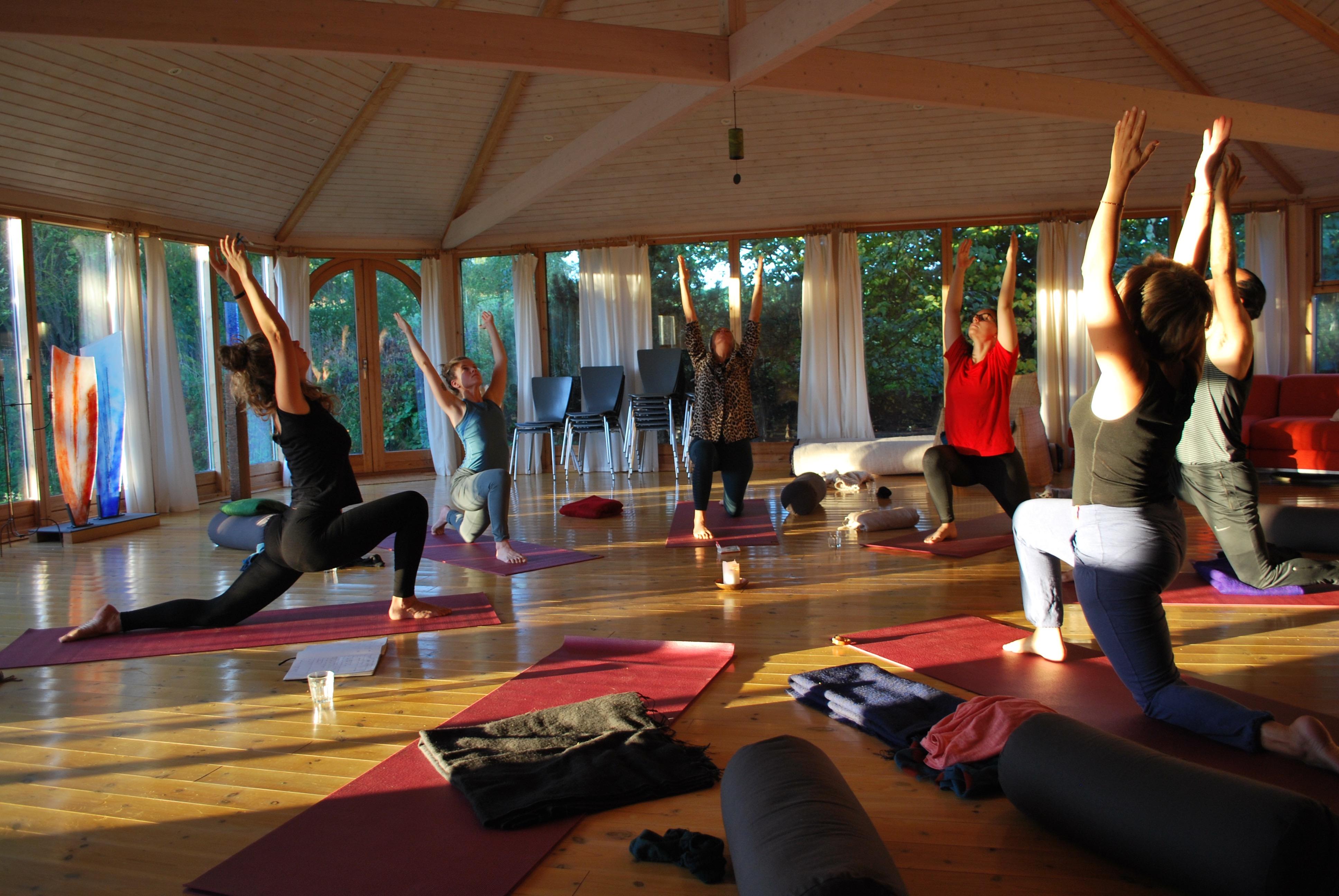 yoga.no1