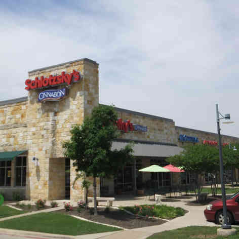 Parmer/McNeil Retail Center