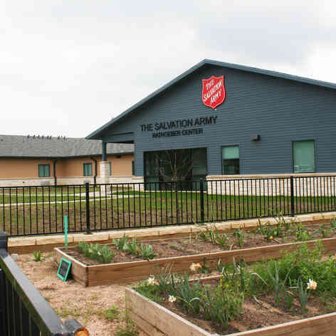 The Salvation Army: Shelter