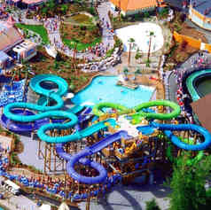 SuperSplash Adventure Water Park
