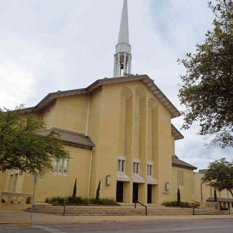 Hyde Park Baptist Church