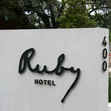 The Ruby Hotel