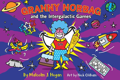 Granny Norbag And The Intergalactic Games
