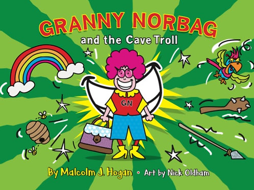 Granny Norbag And The Cave Troll
