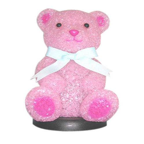Pink Bear Lamp