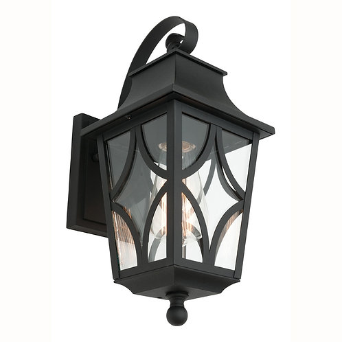 Maine exterior wall light