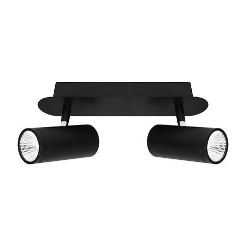 Urban 2lt LED spotlight black